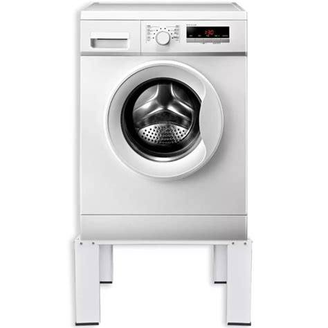 washing machine pedestal vidaxl co uk washing machine pedestal white