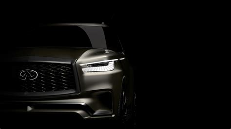 Infiniti Qx80 Wallpaper by Wallpaper Infiniti Qx80 Monograph Crossover Concept