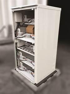 Commscope 60ec  24 Battery Cabinet