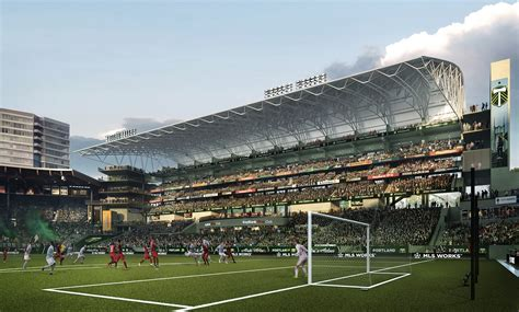 Portland Timbers Pitch Providence Park Expansion - Soccer ...