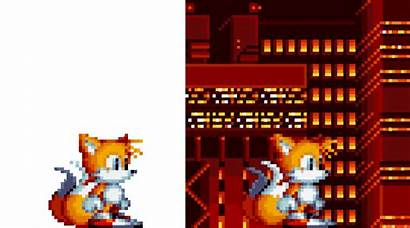 Sonic Mania Animation Tails Zone Chemical Plant