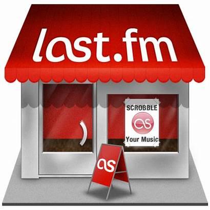 Icon Lastfm Icons Fm Last Social