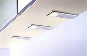 Led Küchenlampen Unterbau : led leuchte intorno l1 led unterbau leuchte k che ~ Michelbontemps.com Haus und Dekorationen