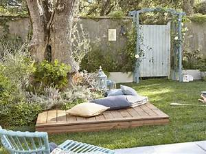 Deco jardin maison de campagne for Charming decoration pour jardin exterieur 0 decoration salon pour petit appartement