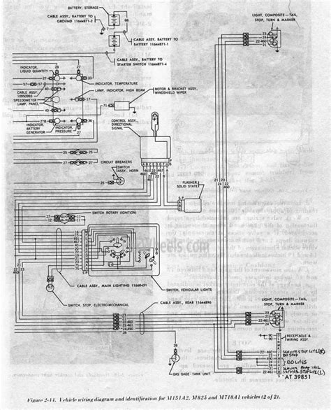 00 Jeep Ignition Wiring Diagram by M151 Mutt Commando Jeep Club General 4x4 Discussion