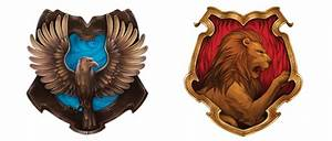 Behind the scenes: The Pottermore House Crests | The ...