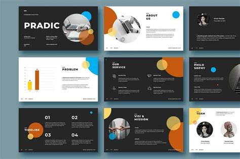 PowerPoint Presentation Design - MamelodiBiz
