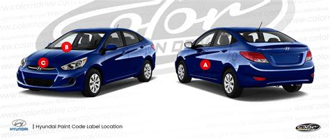 Hyundai Locator by Hyundai Touch Up Paint Find Touch Up Color For Hyundai