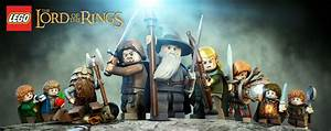Games New Lego The Lord Of The Rings Artwork Comingsoonnet