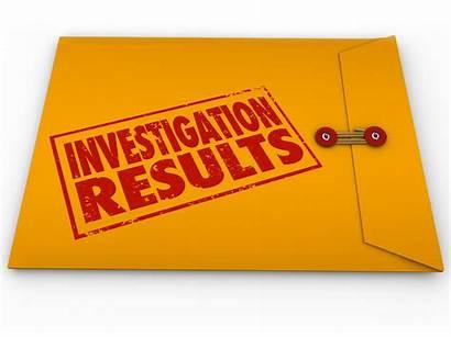 Investigation Presentence Results Why Prepare Should Envelope