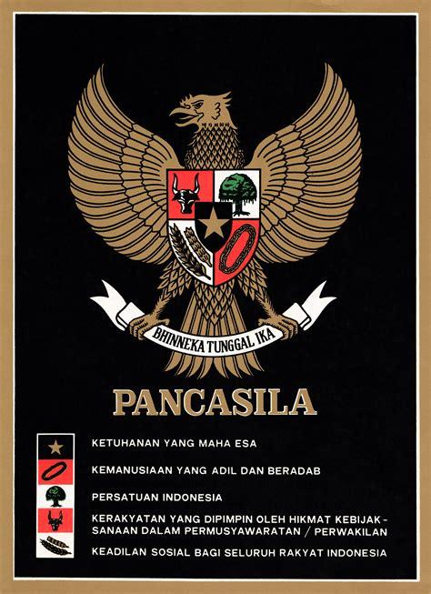 filegaruda pancasila poster colorjpg wikimedia commons