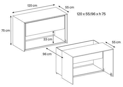 misure scrivania scrivania tonelli modello server arredare moderno