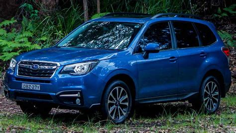 Subaru Forester 2016 by 2016 Subaru Forester 2 5i S Review Carsguide