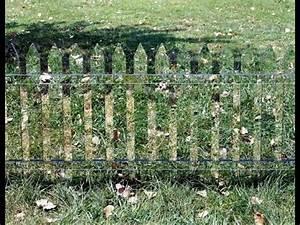 Kreative Ideen Garten : zaun selber bauen kreative garten zaun design ideen youtube ~ Bigdaddyawards.com Haus und Dekorationen