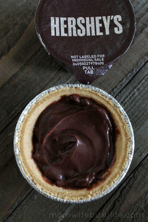 You may recall my homemade hershey sundae pie recipe. Hersheys Chocolate Pudding 1 - Mom. Wife. Busy Life.