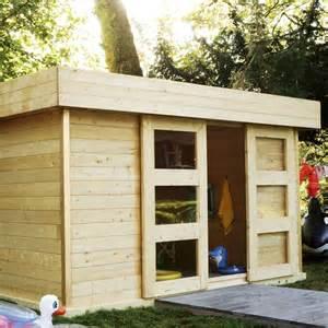 Abri De Jardin Toit Plat Leroy Merlin by Casette In Legno Da Giardino Soluzioni Per Lo Spazio Outdoor