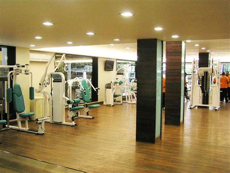 Gym Interior : Black Fitness, Fitness Studio