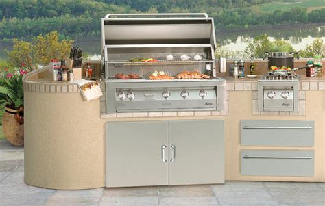 Vintage Grills And Outdoor Kitchen Appliances