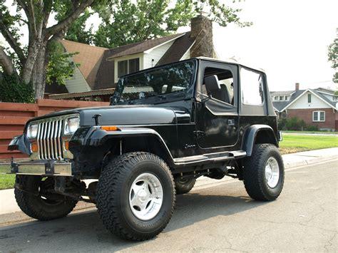 bigalsyj  jeep yj specs  modification info