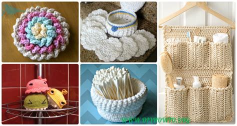 crochet spa gift ideas  patterns