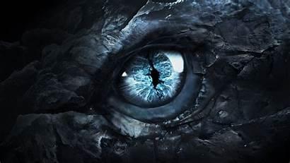 Dragon Eye Head Face Wallpapers Creature Fantasy