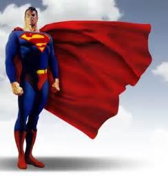 Superman Cape Flying