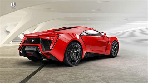 Wallpaper Lykan Hypersport, Supercar, Sports Car, Luxury