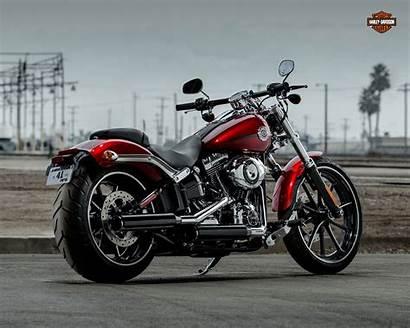Harley Davidson Breakout Fxsb Softail Moto Motos