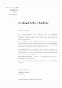 Bewerbung Kaufmann Im Einzelhandel : bewerbungsanschreiben kauffrau im einzelhandel anschreiben ~ Orissabook.com Haus und Dekorationen