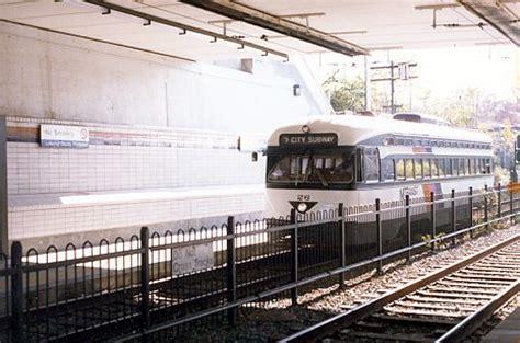 newark light rail schedule pcc station stop
