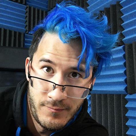 Blue Hair Wiki by 25 Best Ideas About Markiplier Wiki On