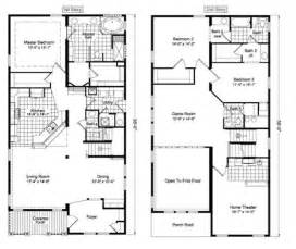 two story home floor plans two story house floor plans two floor house plans two storey townhouse plans mexzhouse
