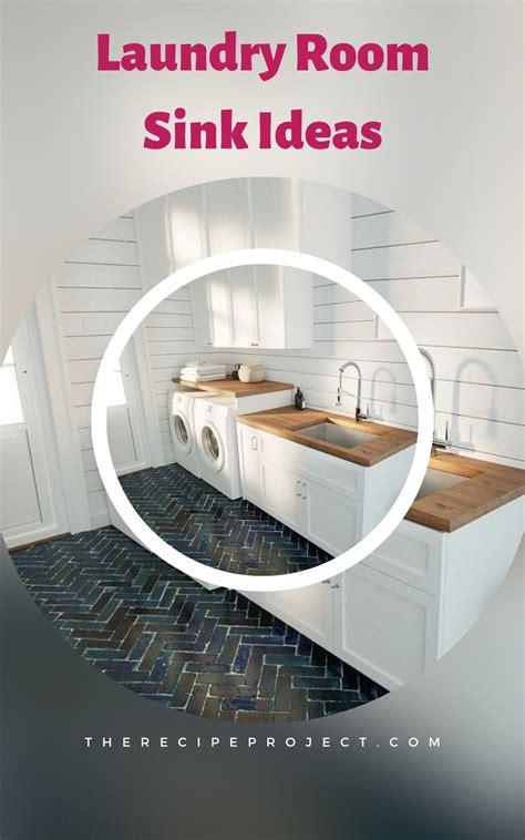 laundry room sink ideas utility sink  cabinet design