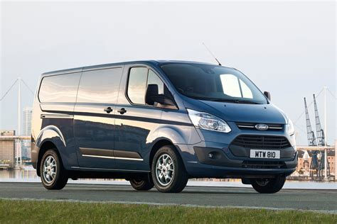 New Ford Transit Custom 270 Swb Diesel Fwd 2.0 Tdci 130ps
