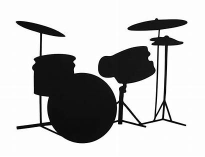 Drum Silhouette Clipart Decals Drums Decal Wall