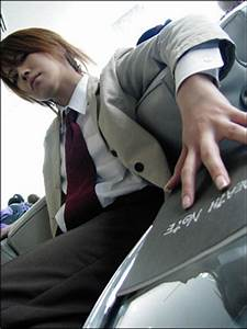 More awesome Death Note cosplayers - Death Note Cosplay ...