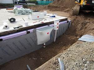 Keller Nachträglich Bauen : keller drainage anleitung ei54 hitoiro ~ Lizthompson.info Haus und Dekorationen