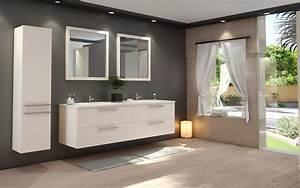 salle de bain moderne avec mosaique With salle de bains tendance