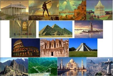 les 7 merveilles du monde le patrimoine exceptionnel de l unesco oupeye quefaire be