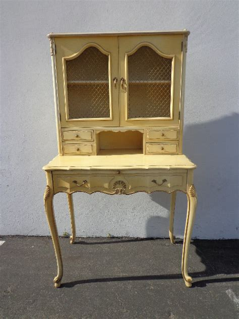french provincial writing desk french provincial queen anne secretary writing desk regency
