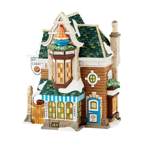 city lights collectibles department 56 4050931 cakes