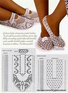 Zapatillas Al Crochet