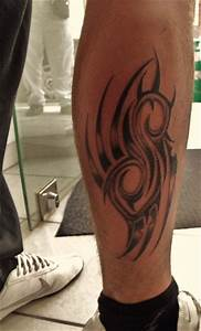 Tatouage Mollet Tribal : tatouage tribal mollet blog de arts skad tattoo ~ Farleysfitness.com Idées de Décoration