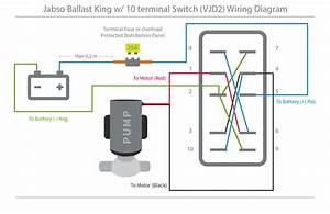 Battery Ballast Wiring Diagram