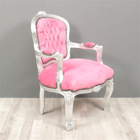 chaise de bureau baroque fauteuil louis xv enfant fauteuils chaises
