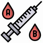 Blood Donation Icons Icon