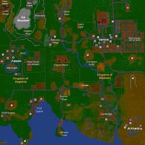Manual Worldmap
