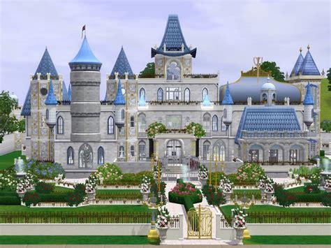 mansion blue prints cm 11778 39 s cinderellas castle vii dv