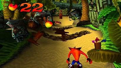Bandicoot Crash Ps1 Games Play Difficult Need