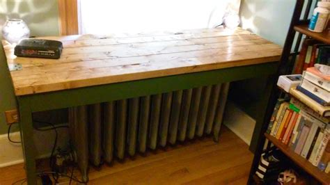 ana white simple  desk diy projects